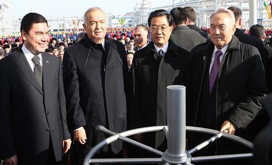 Turkmen-Chine